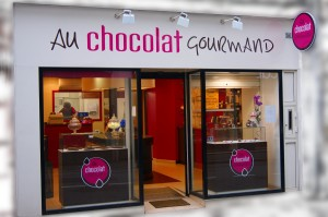 Boutique chocolaterie auray